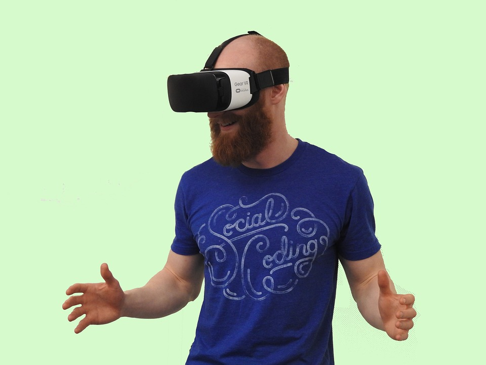Virtual reality is changing the gaming industry