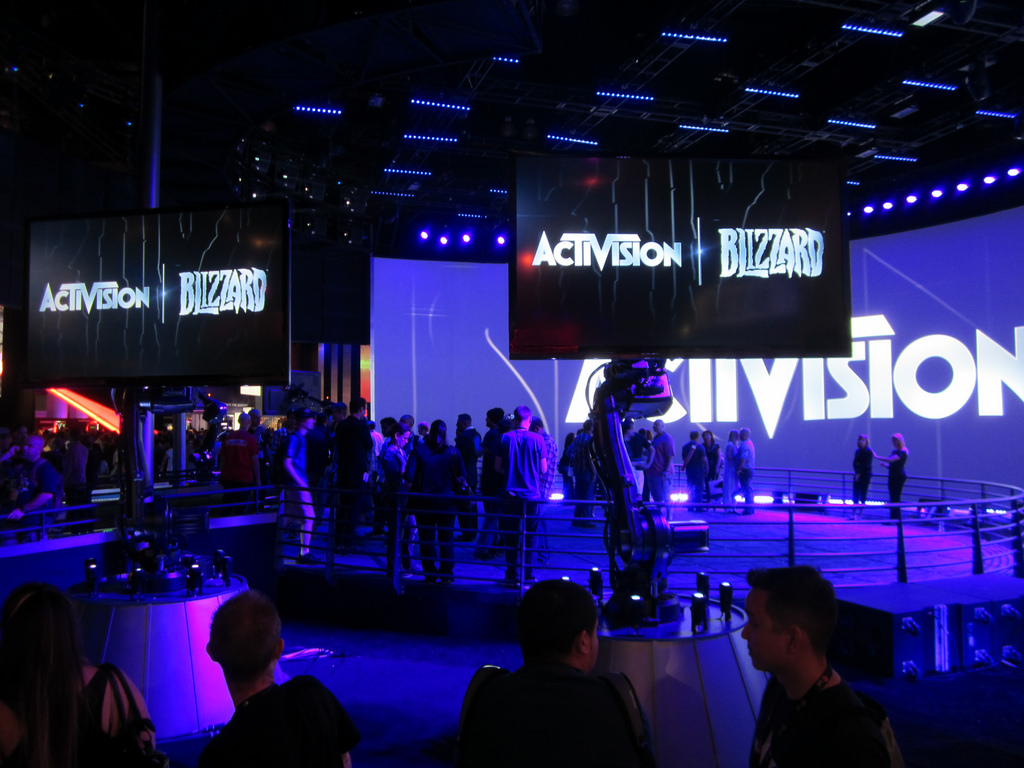 The Future Of Gaming: Activision Blizzard