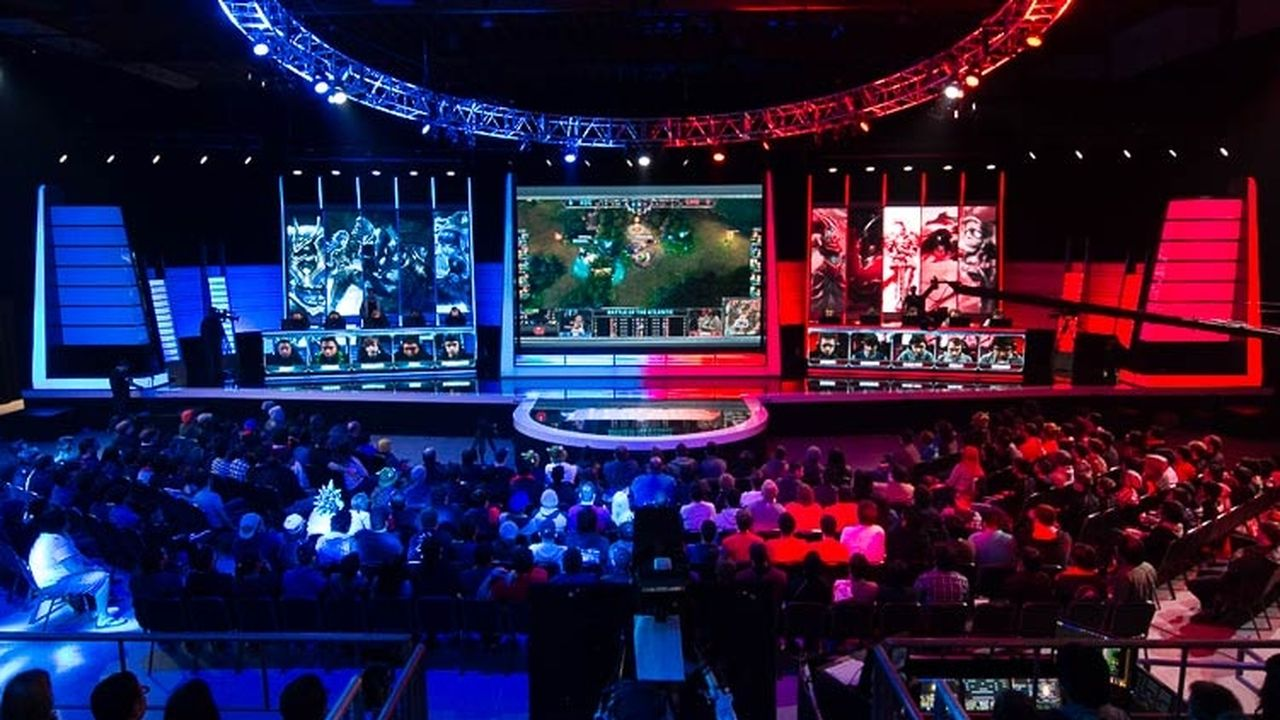 Blog #4: Professional Video gaming, esports?