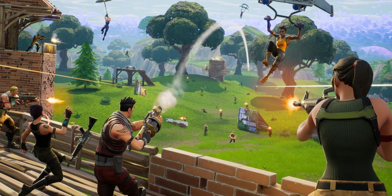 FORTNITE IS THE BIGGEST FREE-TO-PLAY CONSOLE GAME OF ALL TIME
